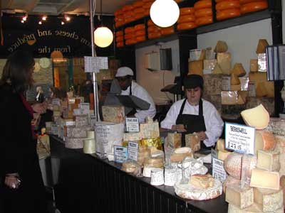 Neal's Yard Dairy -- Covent Garden
