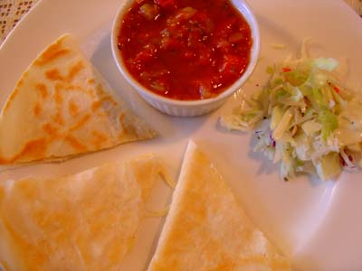 Quesadillas Norteñas