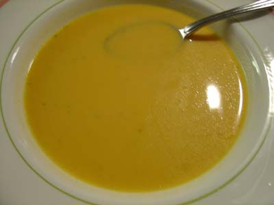 Irish Cheddar Soup