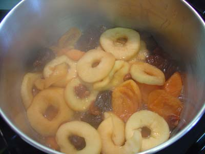 Poaching Fruit