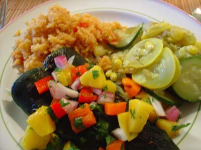Dinner on Cinco de Mayo