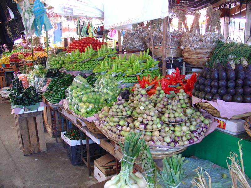 Abastos Mercado -- Oaxaca